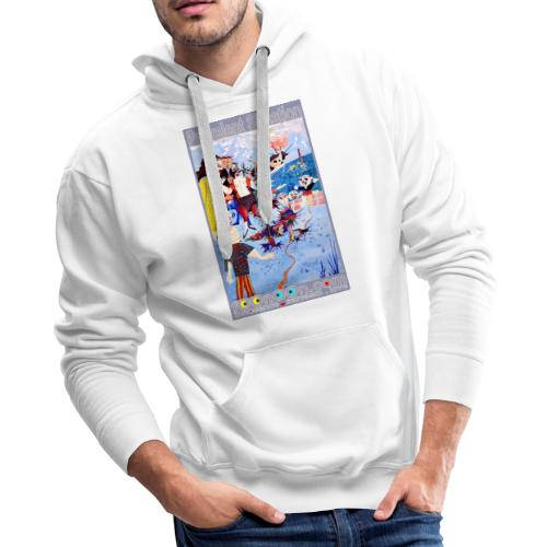 Prevalent Situation - Men's Premium Hoodie