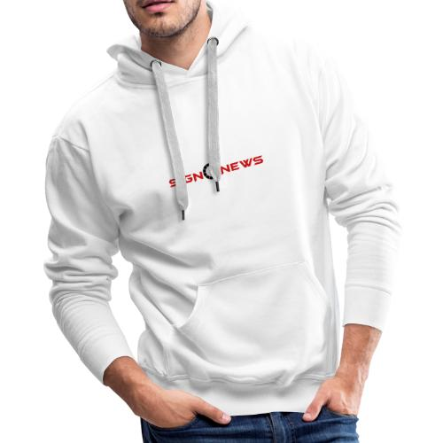 Sign1 Fashion - Men's Premium Hoodie