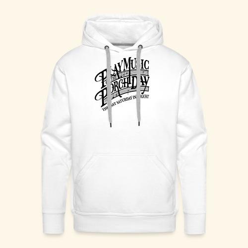 shirt3 FINAL - Men's Premium Hoodie
