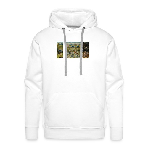 Garden Of Earthly Delights - Men's Premium Hoodie