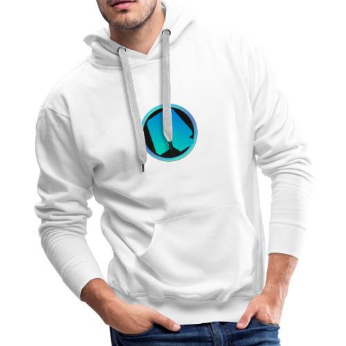 Channel Logo - qppqrently Main Merch - Men's Premium Hoodie