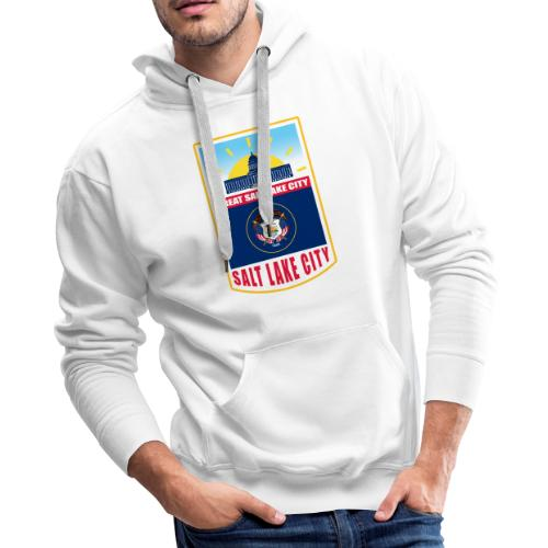 Utah - Salt Lake City - Men's Premium Hoodie