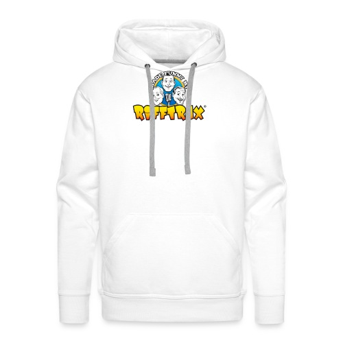 RiffTrax Made Funny By Shirt - Men's Premium Hoodie