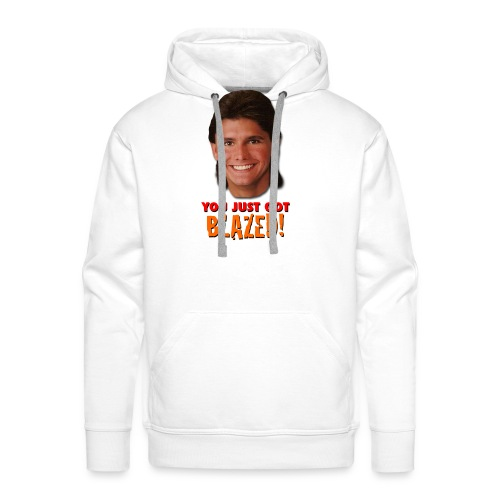 Average Homeboy Big Head T-Shirt - Men's Premium Hoodie