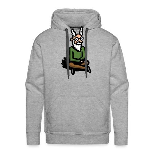 The Zen of Nimbus t-shirt / Nimbus in color - Men's Premium Hoodie