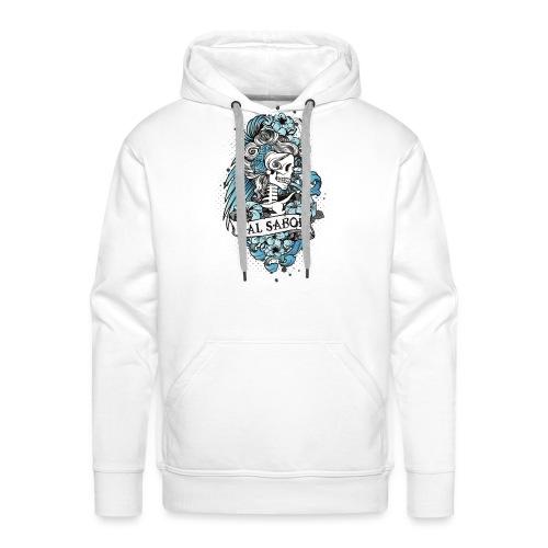 Catrina Colored - Men's Premium Hoodie