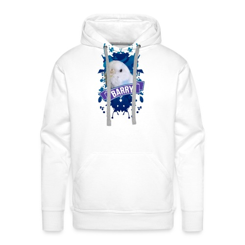 Barry Splatter - WOMEN V2 - Men's Premium Hoodie