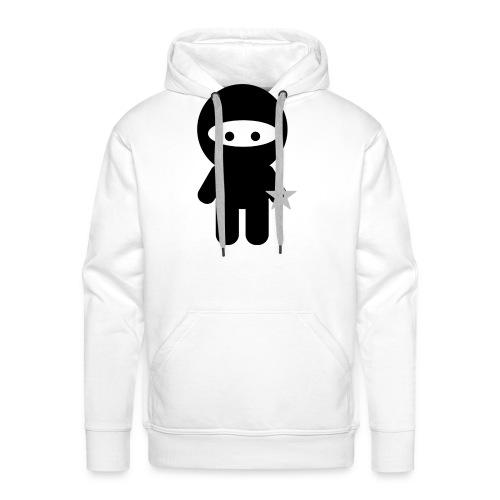 Ninja Boy - Kids Tee - Men's Premium Hoodie