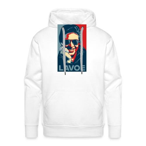 Hector Lavoe T Shirt - Men's Premium Hoodie