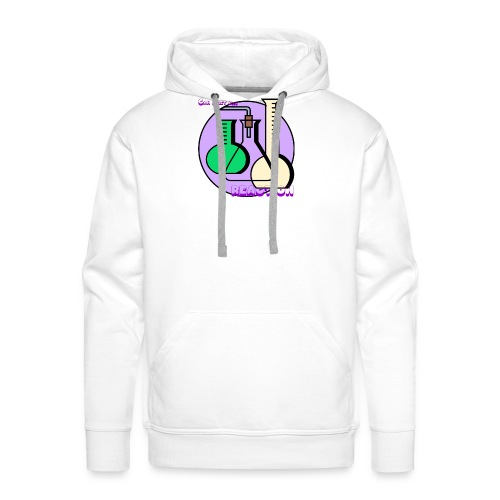 Can I get a REACTION - Men's Premium Hoodie