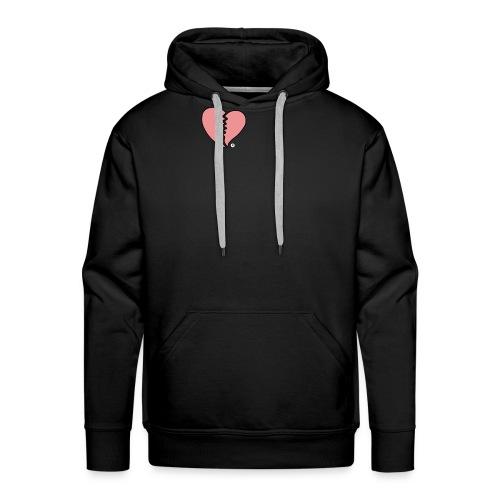 Heartbreak - Men's Premium Hoodie