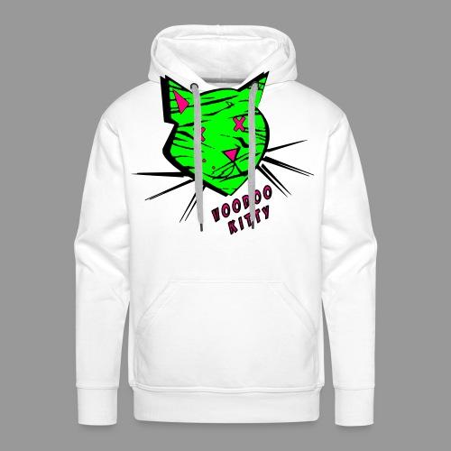 Voodoo Kitty - Men's Premium Hoodie