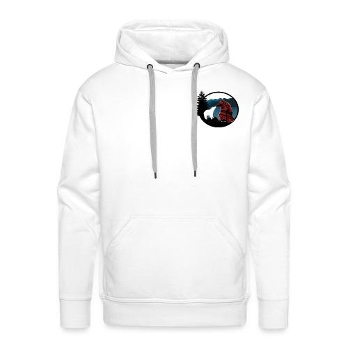 BearsForever Logo png - Men's Premium Hoodie