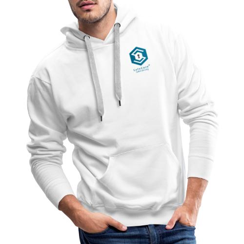 SafeCoin - When others just arent good enough :D - Men's Premium Hoodie