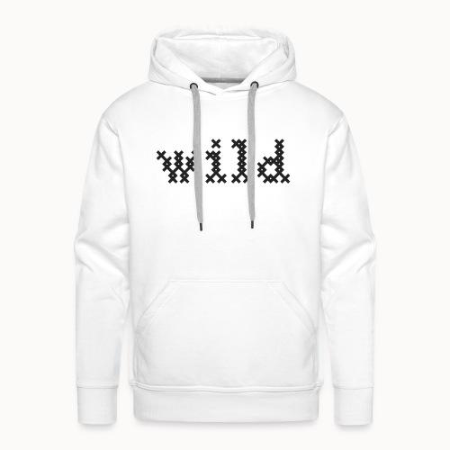 Wild - Men's Premium Hoodie