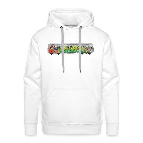NicOne - NY Graff Design - Men's Premium Hoodie