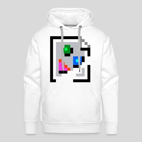 Broken Graphic / Missing image icon Mug - Men's Premium Hoodie