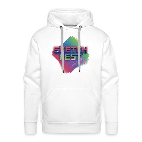 SketchFest2016 Tshirt 2500x2500 png - Men's Premium Hoodie