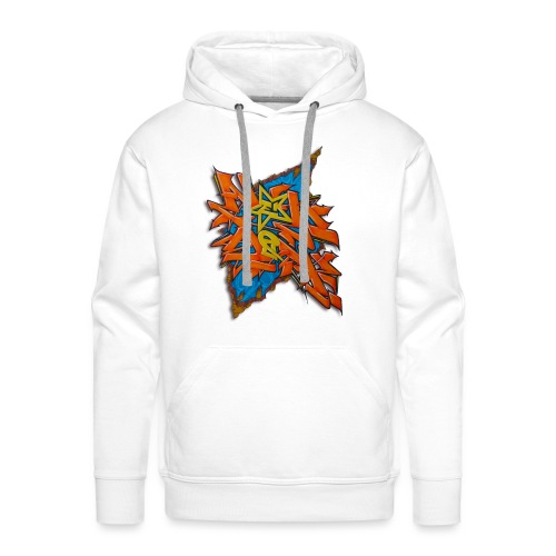 Artgomez14 - NYG Design - Men's Premium Hoodie