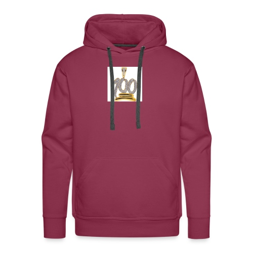Gold 100 merch - Men's Premium Hoodie