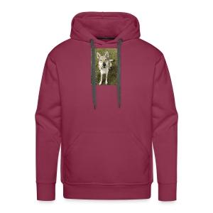 Test-Spike-JPG - Men's Premium Hoodie