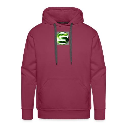 Spreadshirt_tryck_1_v2 - Men's Premium Hoodie