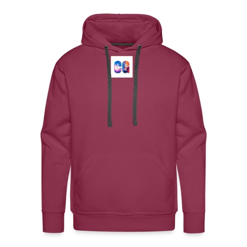 CG_Logo - Men's Premium Hoodie