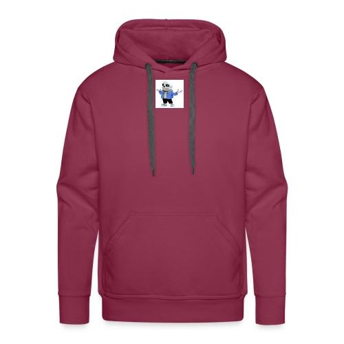 undertale-sans i hope you like it - Men's Premium Hoodie