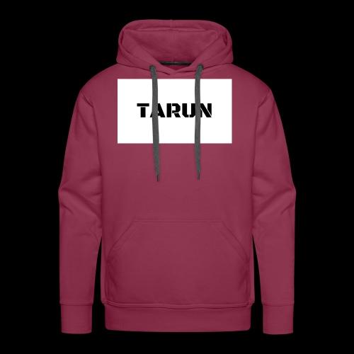 THE TARUN MERCH - Men's Premium Hoodie