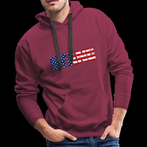 STAND - Men's Premium Hoodie