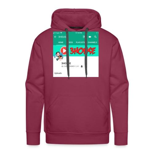 3H October 2018 Merch Collection - Men's Premium Hoodie