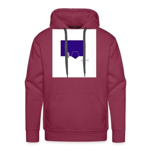 Simple Rectangle - Men's Premium Hoodie