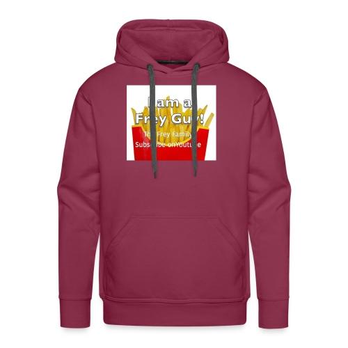 French Frey Shirt - Men's Premium Hoodie