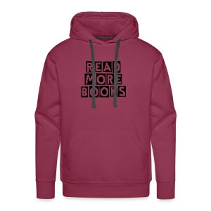 Read More Books - Men's Premium Hoodie