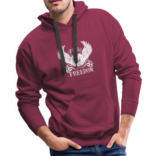 Wing Design - Men's Premium Hoodie