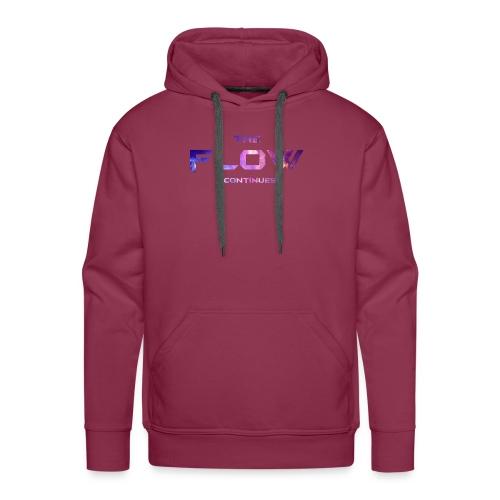 The Flow Continues Merchandise - Men's Premium Hoodie