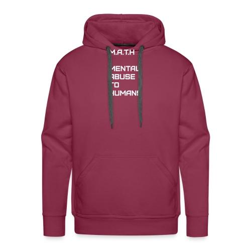 Math Alt - Men's Premium Hoodie