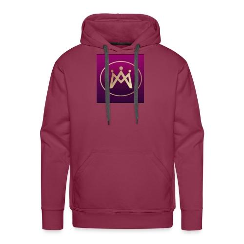 230crazy Logo - Men's Premium Hoodie