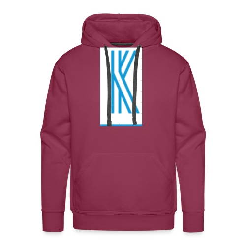 The K design - Men's Premium Hoodie