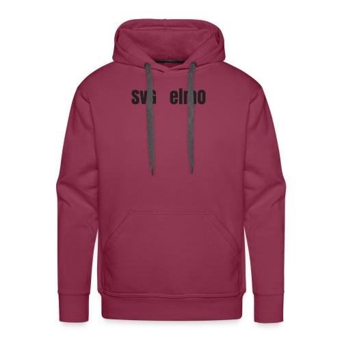 SvG_ElmO Design - Men's Premium Hoodie