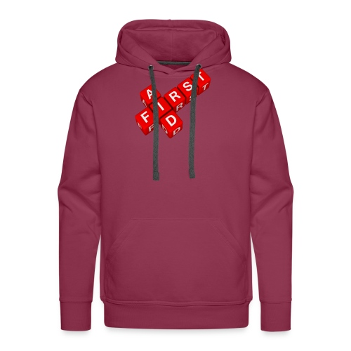 First Aid Training - Men's Premium Hoodie