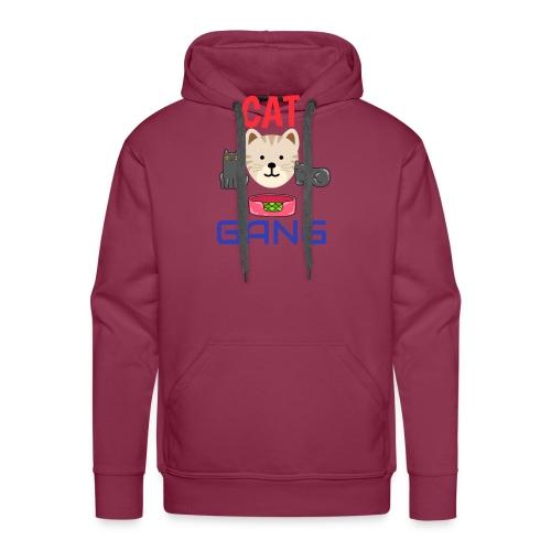 Cat Gang - Men's Premium Hoodie