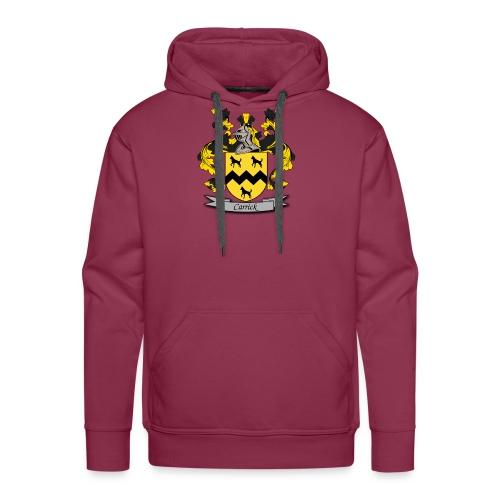 Carrick Family Crest - Men's Premium Hoodie