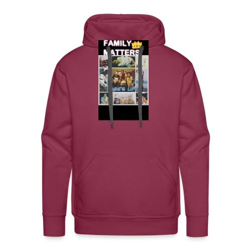 Family matter - Men's Premium Hoodie