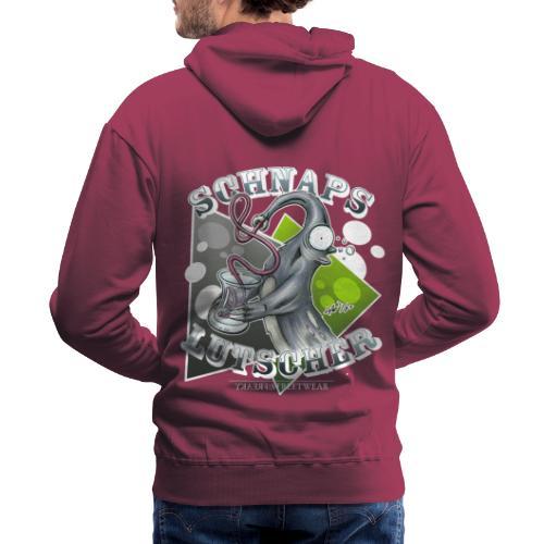 Schnapslutscher I - Men's Premium Hoodie