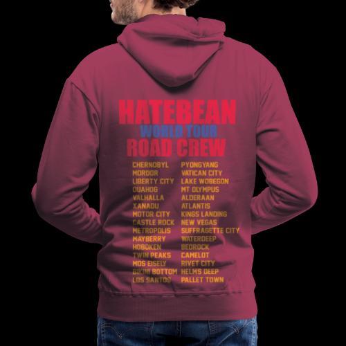 HATEBEAN ROAD CREW GEAR! - Men's Premium Hoodie