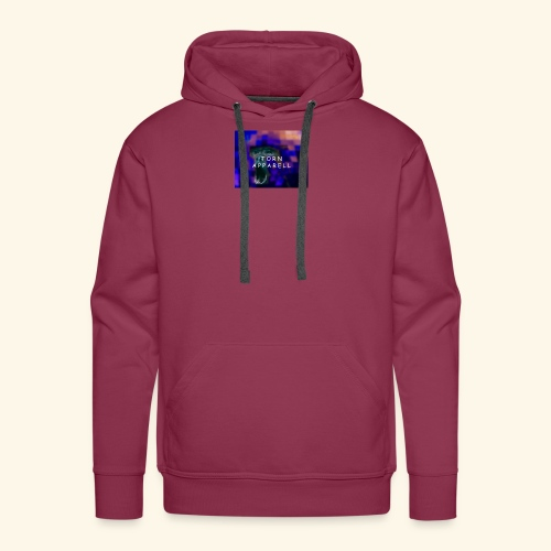Torn Apparell Chris Edition - Men's Premium Hoodie