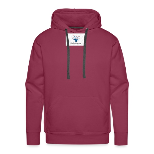 Charity Logo - Men's Premium Hoodie