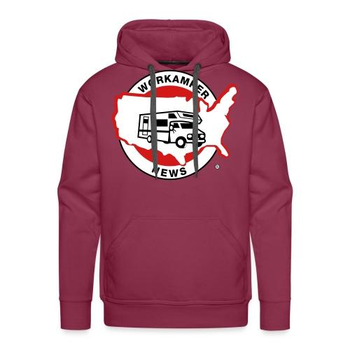 WKN-Logo-EPS1 - Men's Premium Hoodie