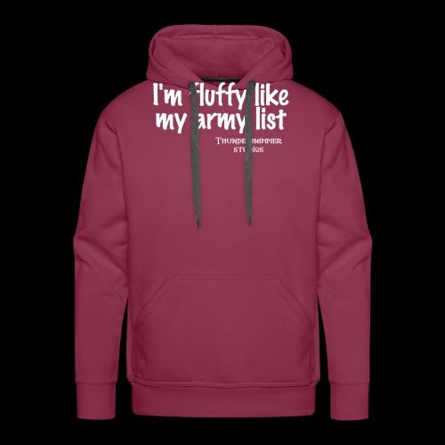 fluffy - Men's Premium Hoodie